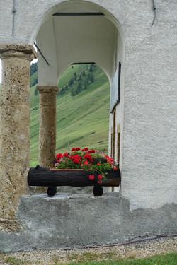 Kapelle in Ferret