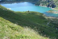 Lac di Cignana