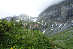 Blick zurück zum Col de Barberine