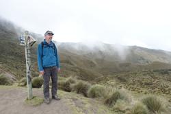 Auf dem Weg zum Rucu Pichinchu