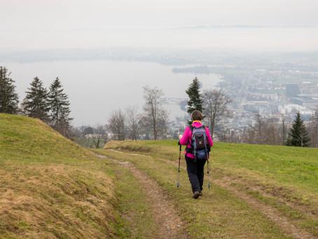 Alpenpanoramaweg Teil 5 Unterägeri - Malters