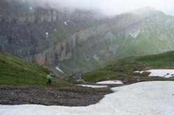 Abstieg vom Col de Barberine