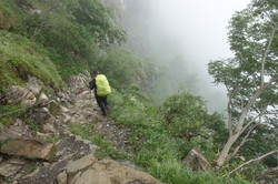 Abstieg vom Col de Susanfe
