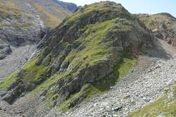 Aufstieg zum Passo Muretto