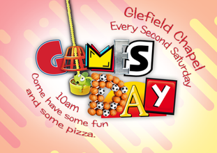Games Day Poster