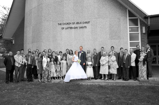 Wedding Photo Edits