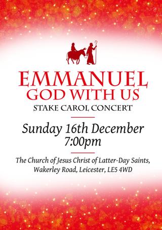 Emmanuel Carol Concert