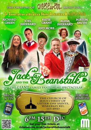 Jack & the Beanstalk Pantomime