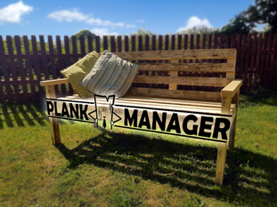 Plank Manager Logo