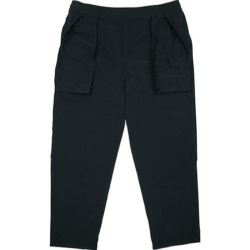SUPER NYLON STRETCH PANTS【BLACK】