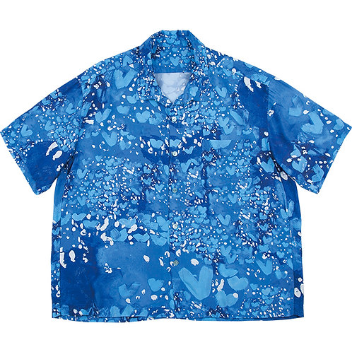 HEART ALOHA SHIRT【BLUE】