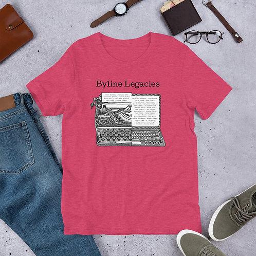Byline Legacies Short-Sleeve Unisex T-Shirt
