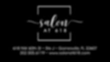 Salon at 618, location, phone number, hair salon, consultation, women's hair, men's hair