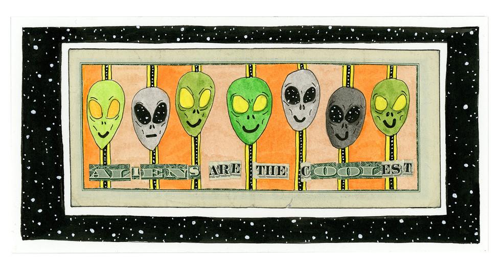 Dollar Collage #3