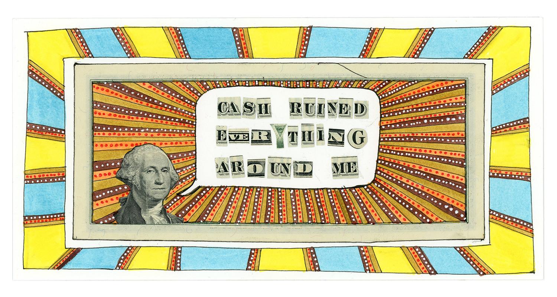 Dollar Collage #9