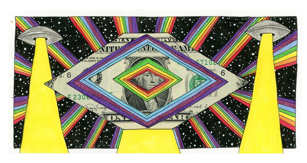 Dollar Collage #7