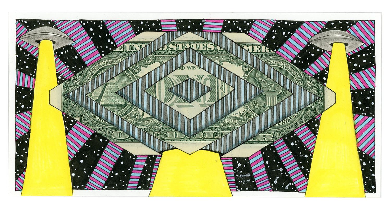 Dollar Collage #8