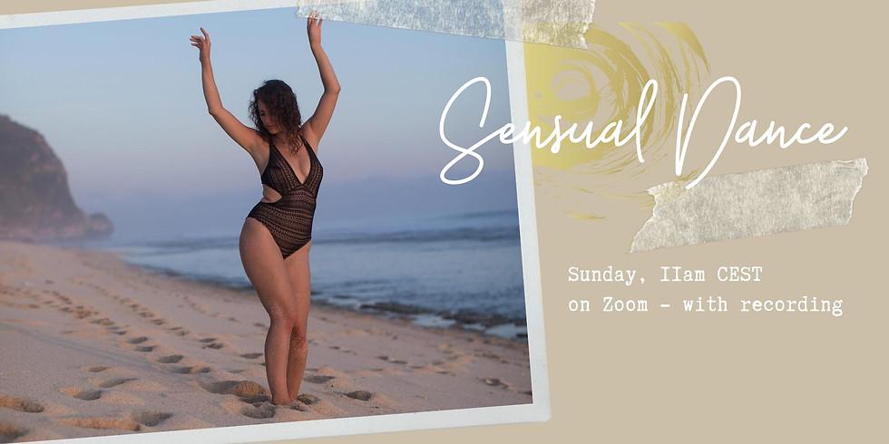 Sensual Dance: Sensual Movement, Soca & Twerking