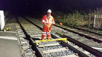 Track Survey / Giesmar Survey