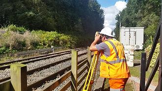 Track monitoring / Surveying