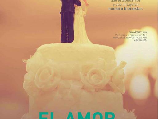 Artículo publicado: El amor y sus convencionalismos