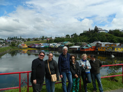 Palafitos - Isla de Chiloé