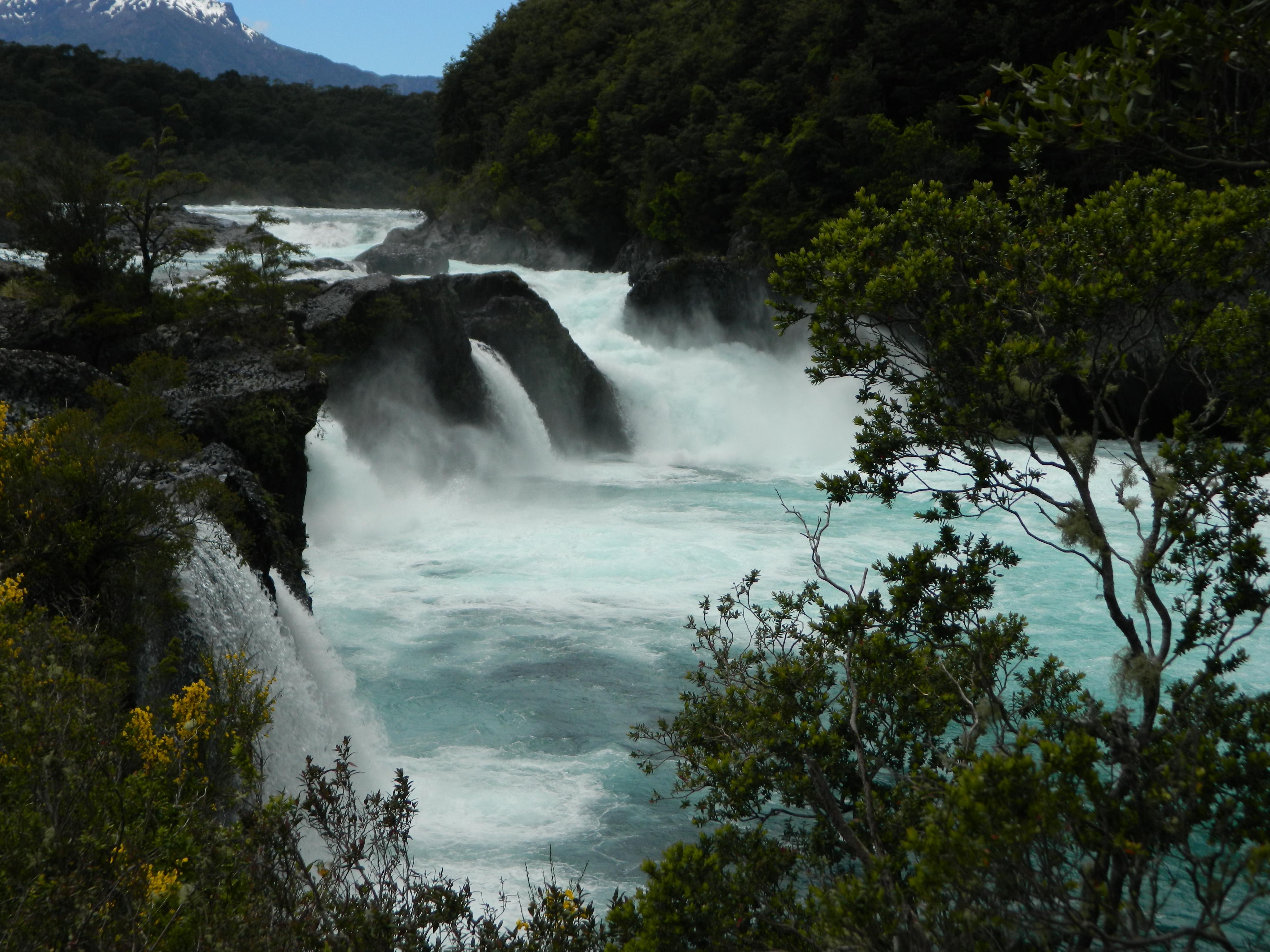 Saltos del río Petrohué