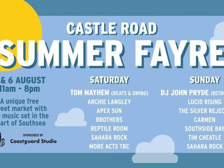 Castle Road Summer Fayre