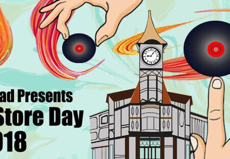 Record Store Day 2018 - Castle Road, Southsea