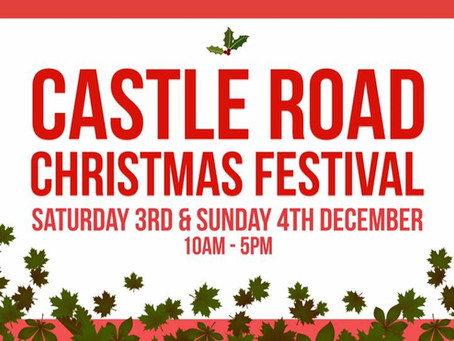 Join Us At Castle Road Christmas Market