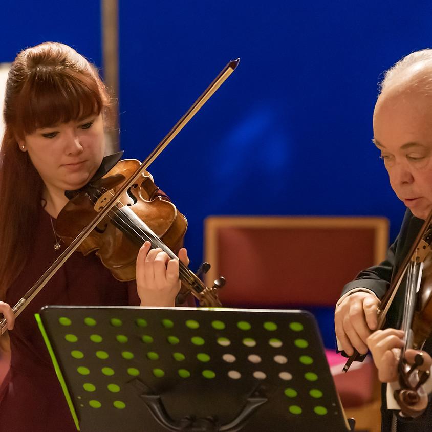 Prokofiev Duets