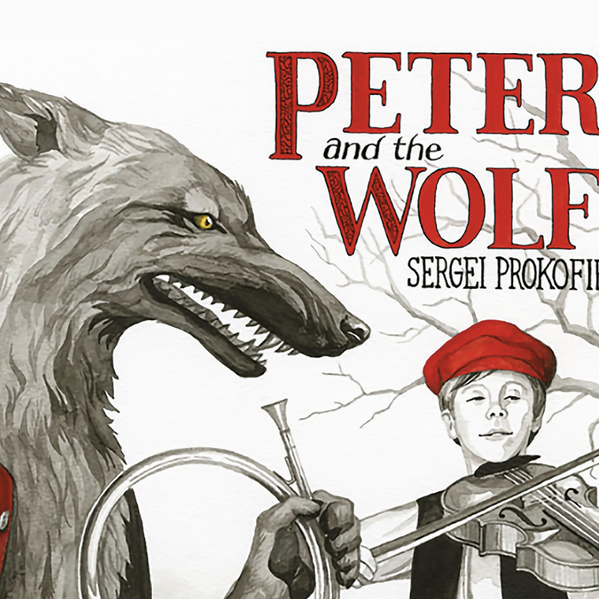 POSTPONED: Great Bowden Music Fest Presents: Peter and the Wolf