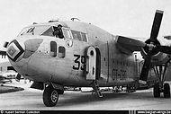 Fairchild C-119G Flying Boxcar