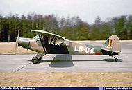 Piper L-21B Super Cub