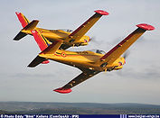 ST-04 and ST-30 in a tight formation.