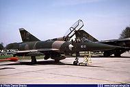 Dassault Mirage VBD BD-13 at the Norvenich (D.) airshow on April 30th , 1983.