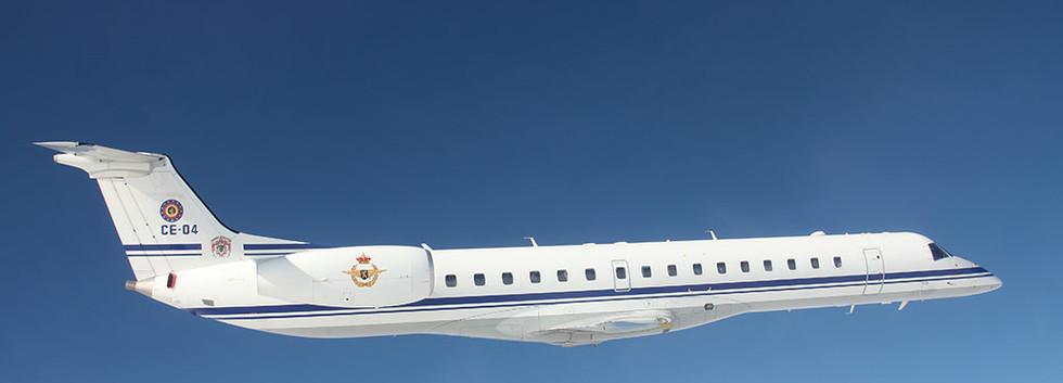 """CE-04 in flight on 17 February 2010 - Pic """"Bink"""" Kellens"""