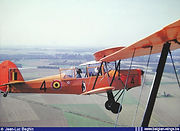 Formation flying in Stampe Vertongen SV-4B V-4 now belonging to the MCVZ-CMVV. Note the glider towing hook beneath the rudder.
