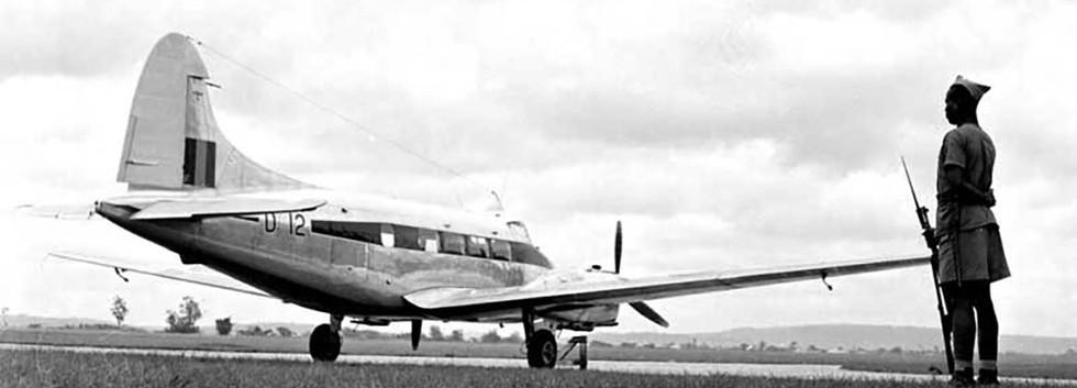 De Havilland DH.104 Dove 1B D12
