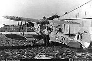 Stampe Vertongen SV-4B V-36.