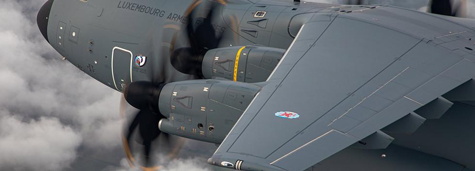 CT01 in flight arriving at Melsbroek on 09 October 2020 - Pic Bart Roselle