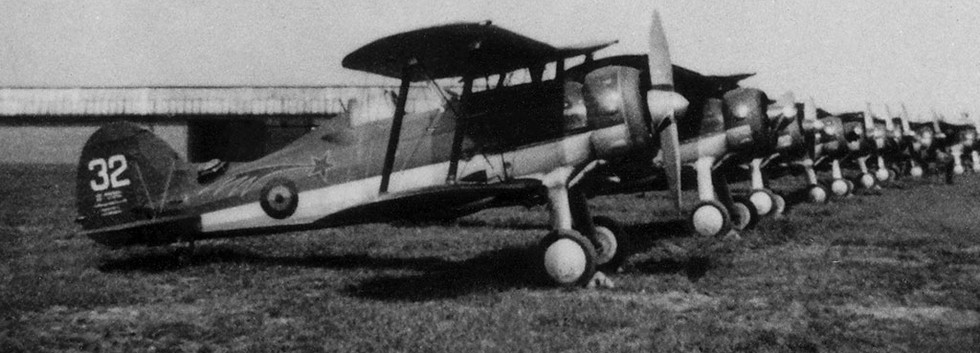 """Gloster Gladiator I G-32 of Squadron 1/I/2 Aé """"Comète"""" during an airshow in the late thirties."""