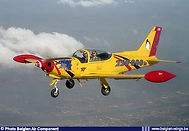 Siai Marchetti ST-20 special paint for 250.000 hrs Marchetti flown in the Belgian Air Force.