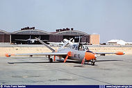 Armed Fouga Magister MT-10 on stand-by at Kamina airbase (BAKA) in June 1960.