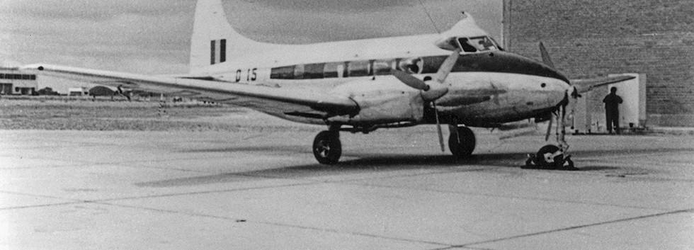 D-15 at Kamina airbase.