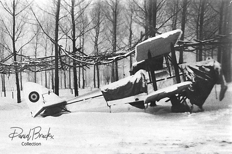Belgian civil De Havilland DH.60G Gipsy