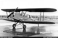 Stampe Vertongen SV-4B V-31 at Goestenhoven airbase in the mid-fifties.