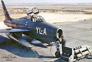 Republic F-84F Thunderstreak