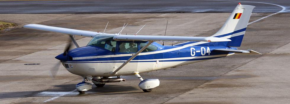 G04 at Melsbroek Airbase - Photo Tom Houcket.