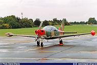 Siai Marchetti SF260D ST-40 at Brustem airbase on 15 September 1993.